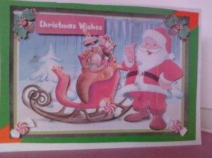Christmas Card Recd - Dec2012